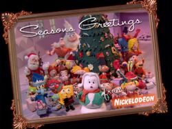 Seasons Greetings from Nickelodeon
