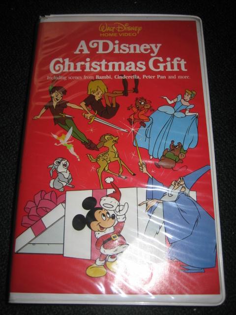 Image - ADisneyChristmasGiftVHS 1982.jpg | Christmas Specials Wiki ...