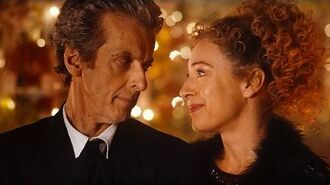 The Last Night On Darillium Doctor Who The Husbands Of River Song BBC