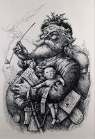 Thomas-Nasts-Merry-Old-Santa-Claus-by-Stan-Freeny
