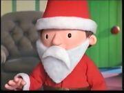Bob as Santa
