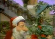 Mr Knack as Santa