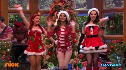 """Dan Schneider """"Victorious"""" """"A Christmas Tori"""" It's Not Christmas Without You"""