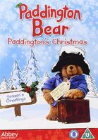 Paddington's Christmas DVD