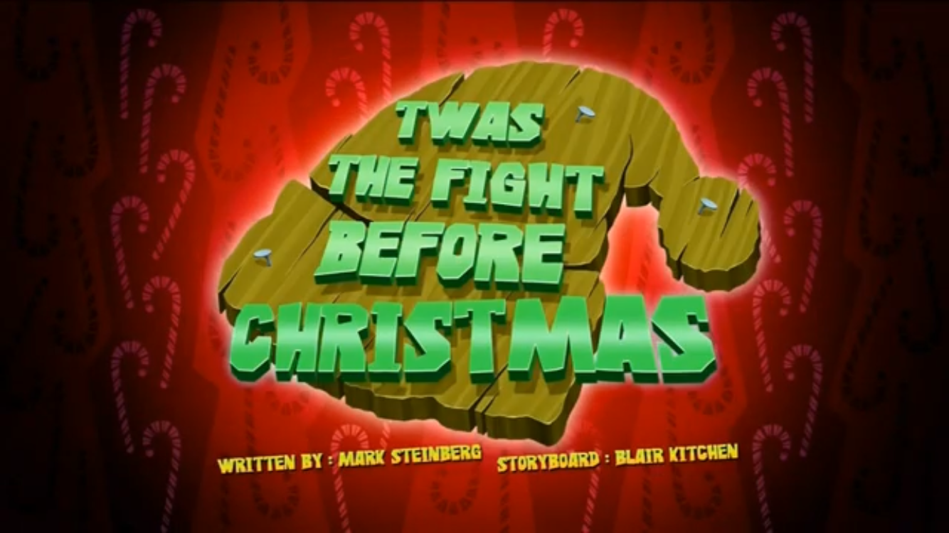 Twas The Fight Before Christmas.Twas The Fight Before Christmas O Evil Tree O Evil Tree