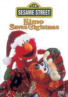 ElmoSavesChristmas DVD