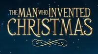 Man Who Invented Christmas title