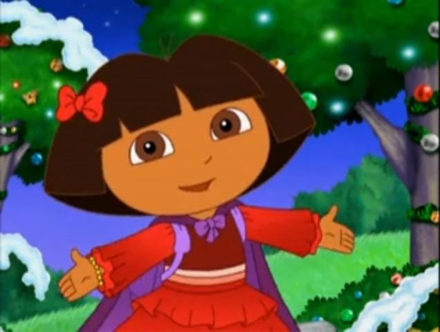 Image - Dora Christmas.jpg | Christmas Specials Wiki | FANDOM ...