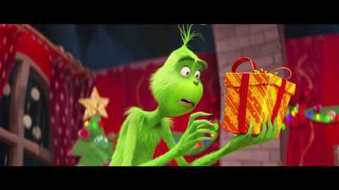 The Grinch The Grinch Tells Fred Film Clip Now on Digital. 2 5 on 4K, Blu-ray & DVD