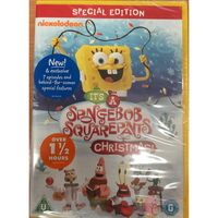 Spongebob squarepants its a spongebob christmas dvd raw