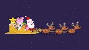 Peppa Pig Sleigh Ride