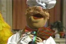 Swedish Chef pleased