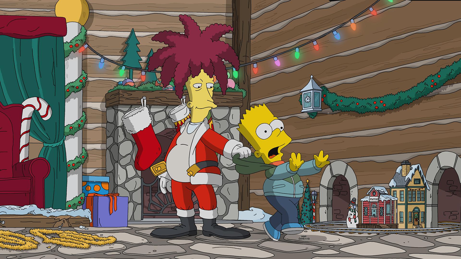 Resultado de imagen para sideshow bob christmas