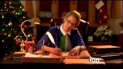 """Christmas Mail"" - Ashley Scott - A.J"