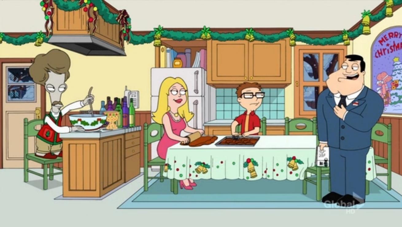American Dad Christmas Episodes.Season S Beatings American Dad Christmas Specials Wiki