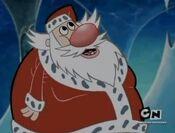 Billy&Mandy Santa