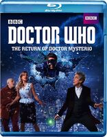 Doctor Who The Return of Doctor Mysterio US Blu-Ray