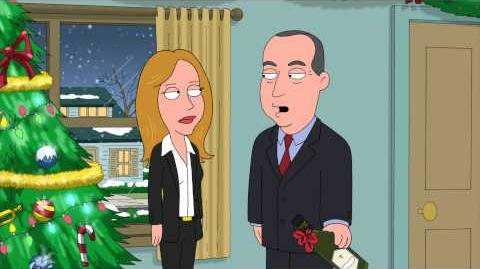 Family Guy Holiday Card