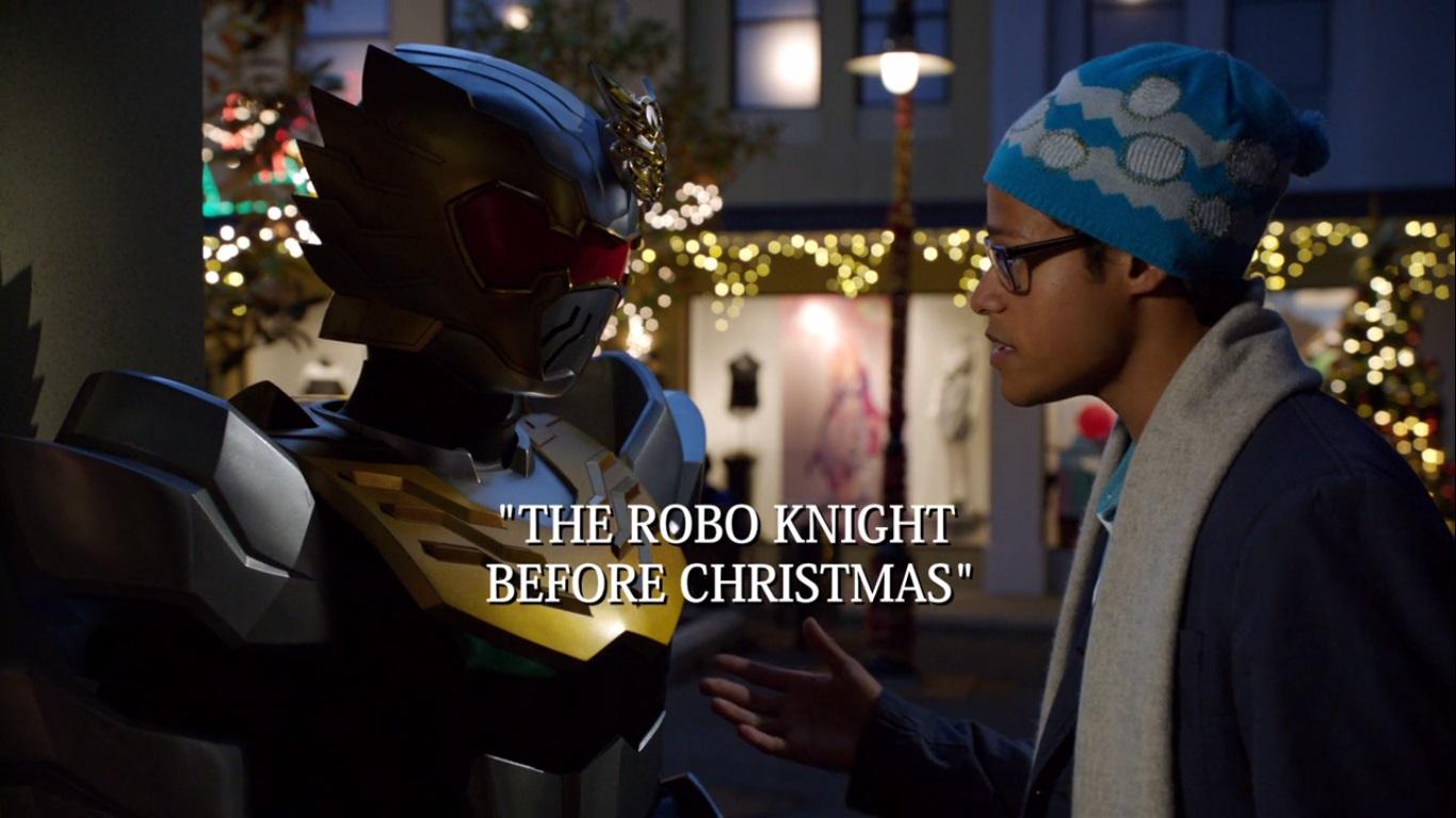 The Robo Knight Before Christmas | Christmas Specials Wiki | FANDOM ...