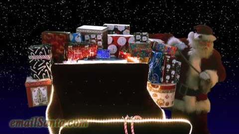 🎅 Santa checks Naughty or Nice List 06 00 SCT*