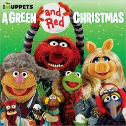 A Green and Red Christmas 2011 Cover
