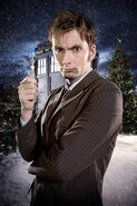 DW The Runaway Bride Tenth Doctor