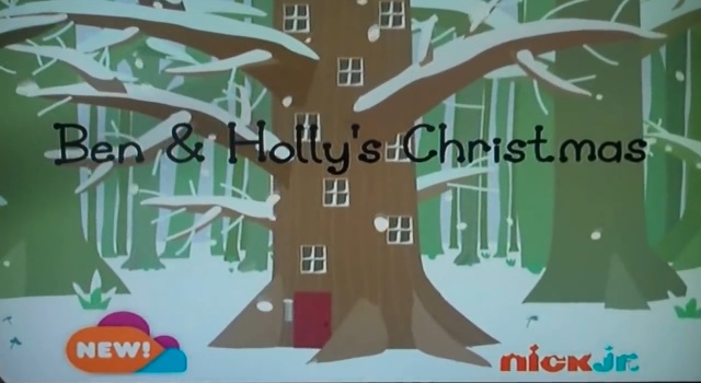 1 title benandhollyschristmas bh c 2 title card ben hollys christmas - Ben And Holly Christmas