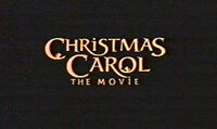 Christmas carol the movie