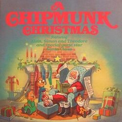 A Chipmunk Christmas soundtrack