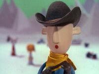Character-cowboy