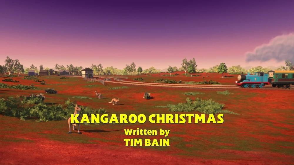 KangarooChristmas