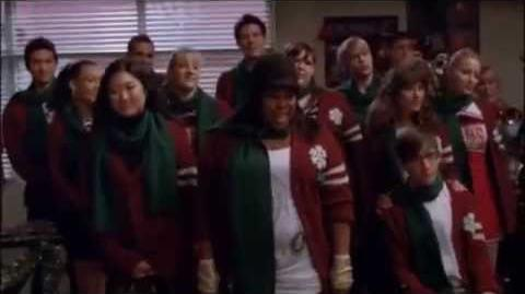 "GLEE ""We Need a Little Christmas"" (Full Performance) From ""A Very Glee Christmas"""