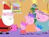 Santa's Visit (Peppa Pig)