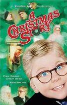 AChristmasStory VHS 2000