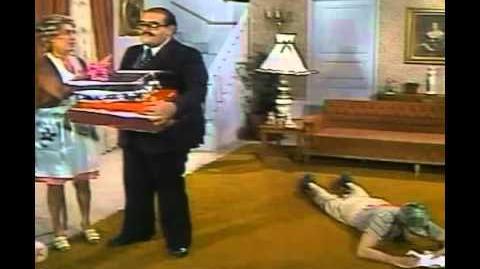 El chavo del 8 Cena De Navidad En Casa Del Señor Barriga.rmvb