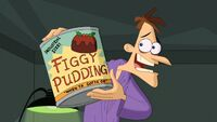 PaFCV Heinz found the Figgy Pudding
