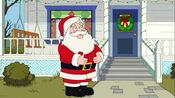 Santa in The Cleveland Show