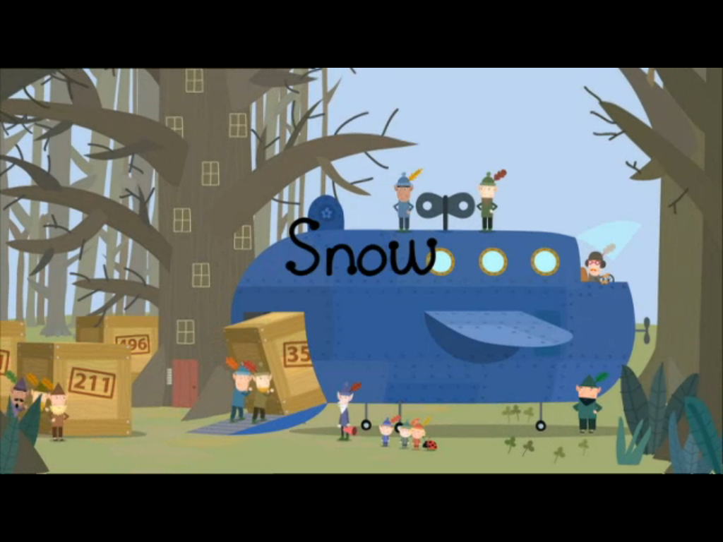 Snow + The North Pole | Christmas Specials Wiki | FANDOM powered by ...