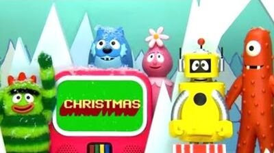 Yo Gabba Gabba 114 - Christmas Full Episodes HD Season 1
