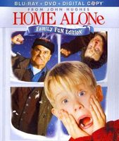 HomeAlone Bluray 2011