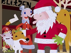 olive the other reindeer movie wiki