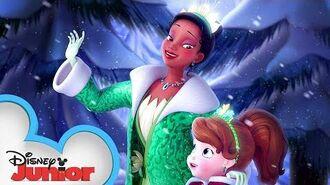 Sofia Meets Tiana! 🐸 Sofia the First Disney Junior