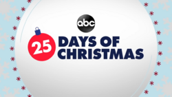 25 Days of Christmas on ABC