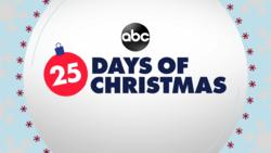 25 Days of Christmas on ABC