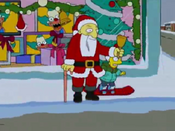 Jasper as Santa
