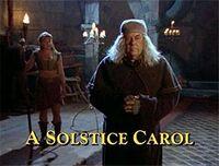 Solstice carol