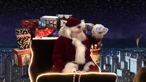 A Special Santa Snooper Video Christmas Eve test flight!