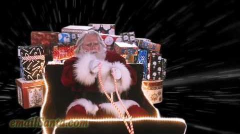 🎅 Santa's flying on his Santa Tracker for kids! 11 00 SCT*