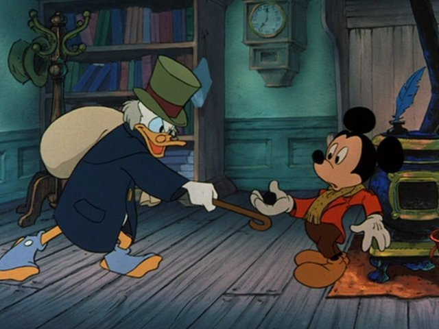 Scrooge Mcduck Christmas.Scrooge Mcduck Christmas Specials Wiki Fandom Powered By
