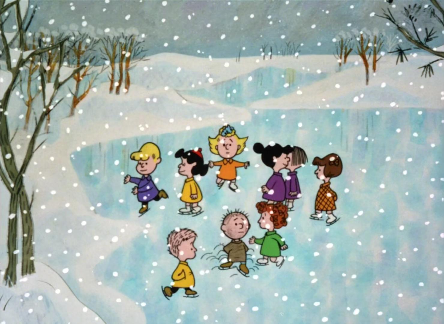 Christmas Is Here.Christmas Time Is Here Christmas Specials Wiki Fandom